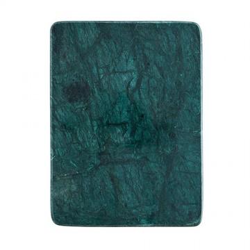 Tabla de cortar marmol verde
