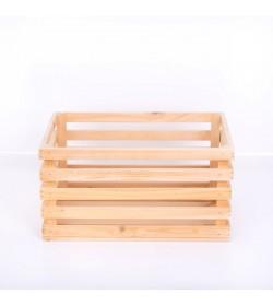 Caja de madera personalizada CM0035