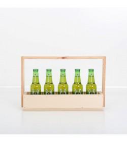 Caja de madera personalizada CM0040