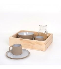 Caja de madera personalizada CM0041