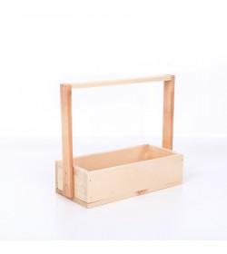 Caja de madera personalizada CM0018