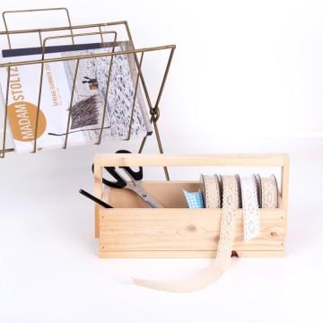 Caja de madera CM0029-NATURAL