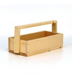 Caja de madera personalizada CM0029