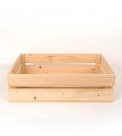 Caja de madera personalizada CM0016