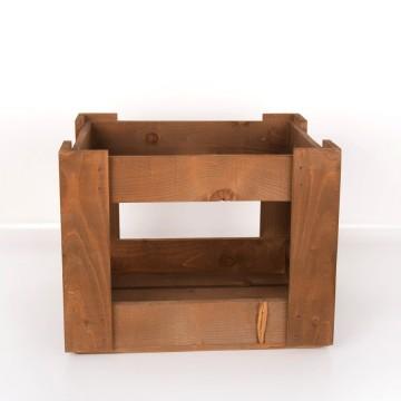Caja de madera Apilable CM0012-NATURAL