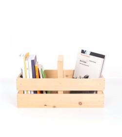 Caja de madera personalizada CM0006