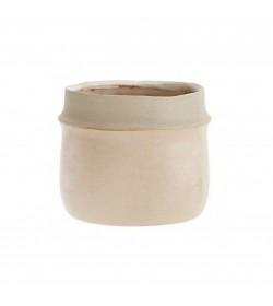 Maceta cerámica grande
