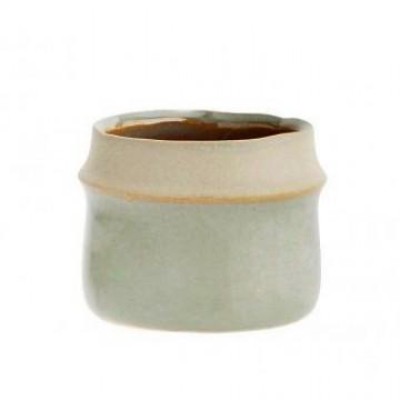 Maceta cerámica pequeña