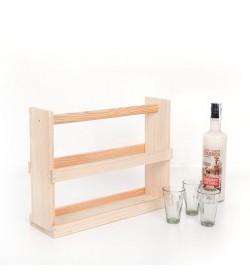 Caja de madera personalizada CM0033