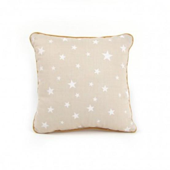 Cushion Jack - Escamas azul
