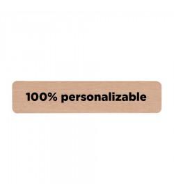 Punto de libro: 100% personalizable
