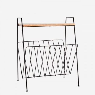 Revistero rack