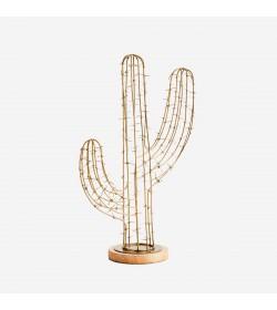 Figura alámbrica cactus