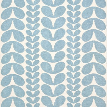 Alfombra sintética KARIN BLUE