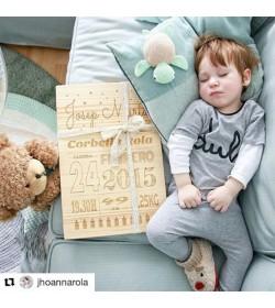 Cartel recién nacido 'Estrellas'
