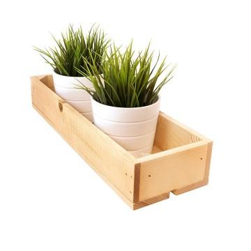 Caja de madera CM0009-NATURAL