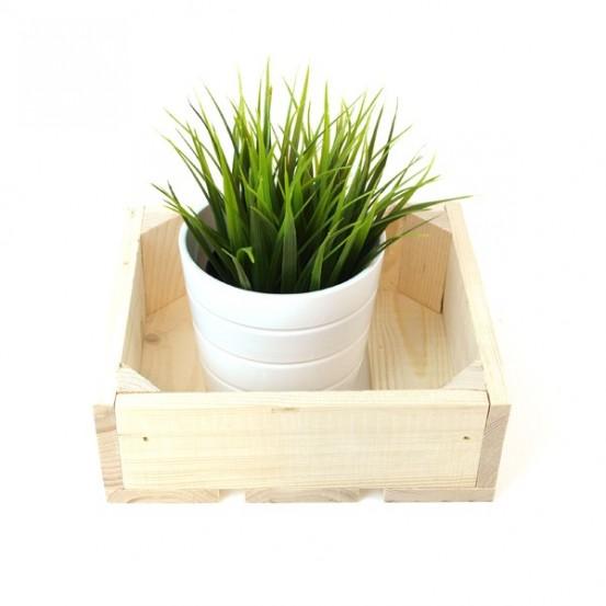 Caja de madera CM0027-NATURAL