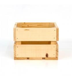 Caja de madera personalizada CM0030