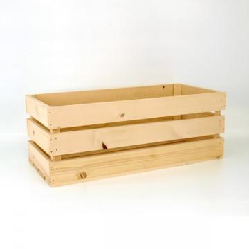 Caja de madera CM0032-NATURAL