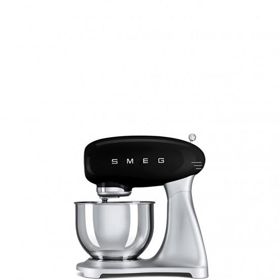 Robot de cocina amasador Negro